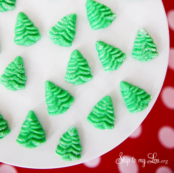 holiday cream cheese mints recipe