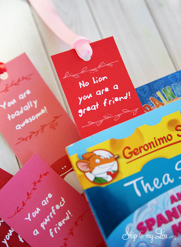 Last Minute Valentine Printables