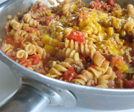 easy chili mac