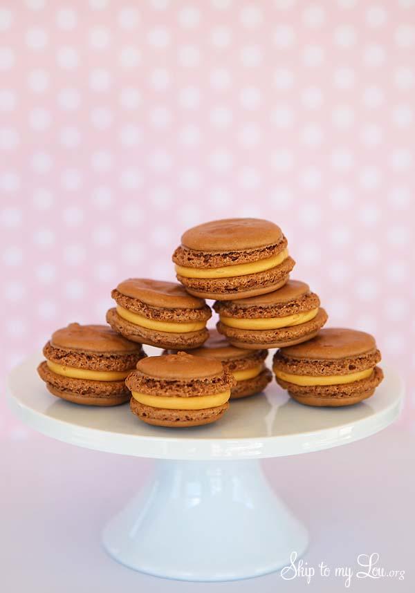 How To Make Macarons | Skip To My Lou