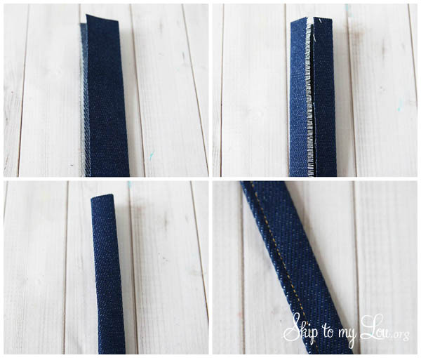 How to make a strap