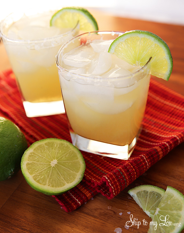 Best Margarita Recipe I Promise!