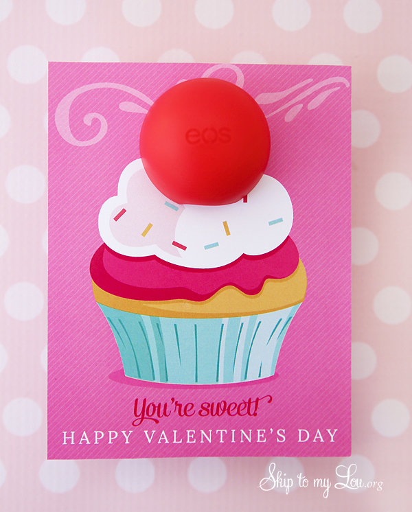 eos lip balm valentine printable