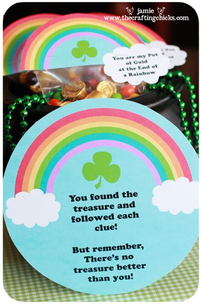 st patrick's day free printable