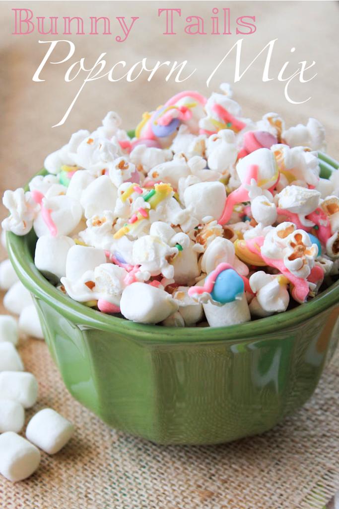 bunny tails popcorn