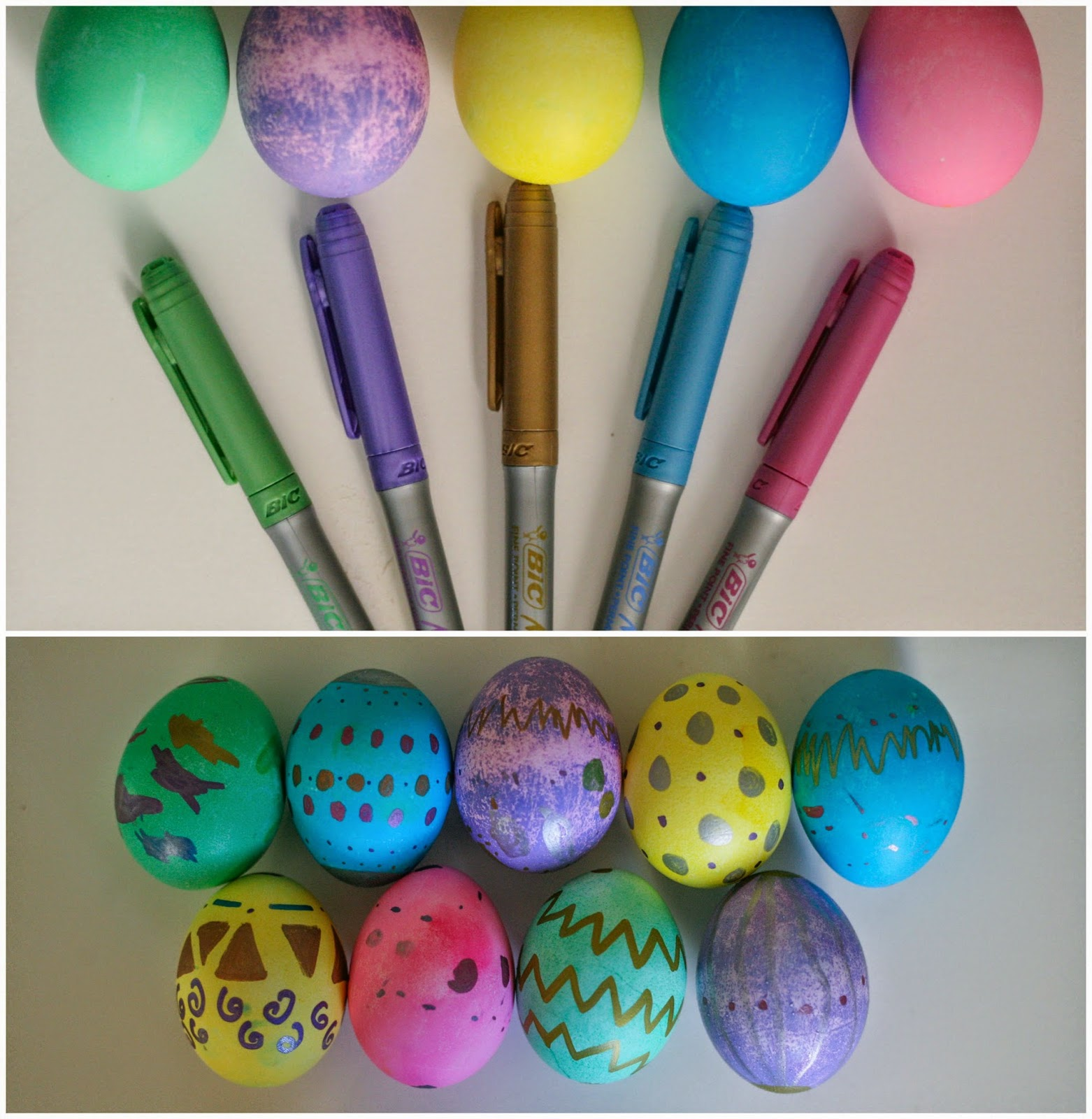 10 Creative Ideas For Easter Eggs