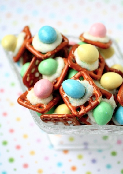 fast and simple easter treats