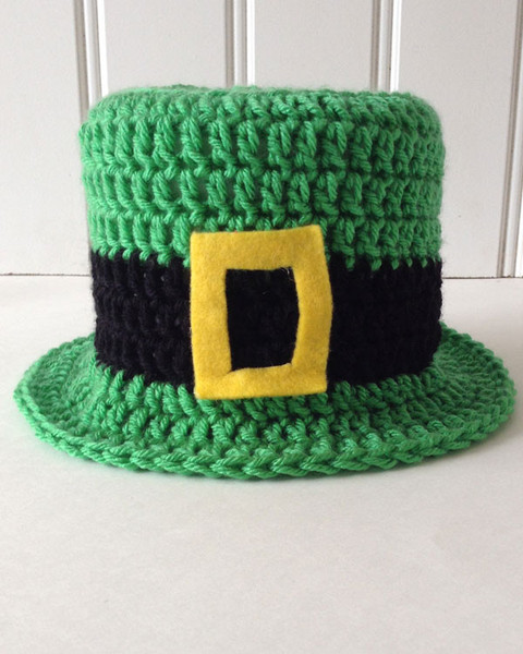 Free St Patrick s Day Crochet Patterns  614b36e363f