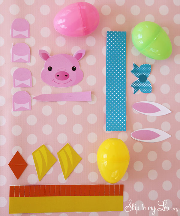 Easter Egg Craft Tutorial