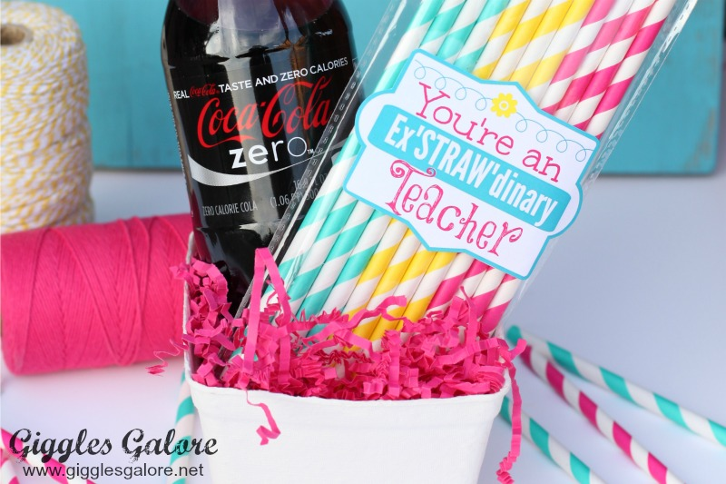 ExSTRAWdinary Teacher Gift Idea_Giggles Galore