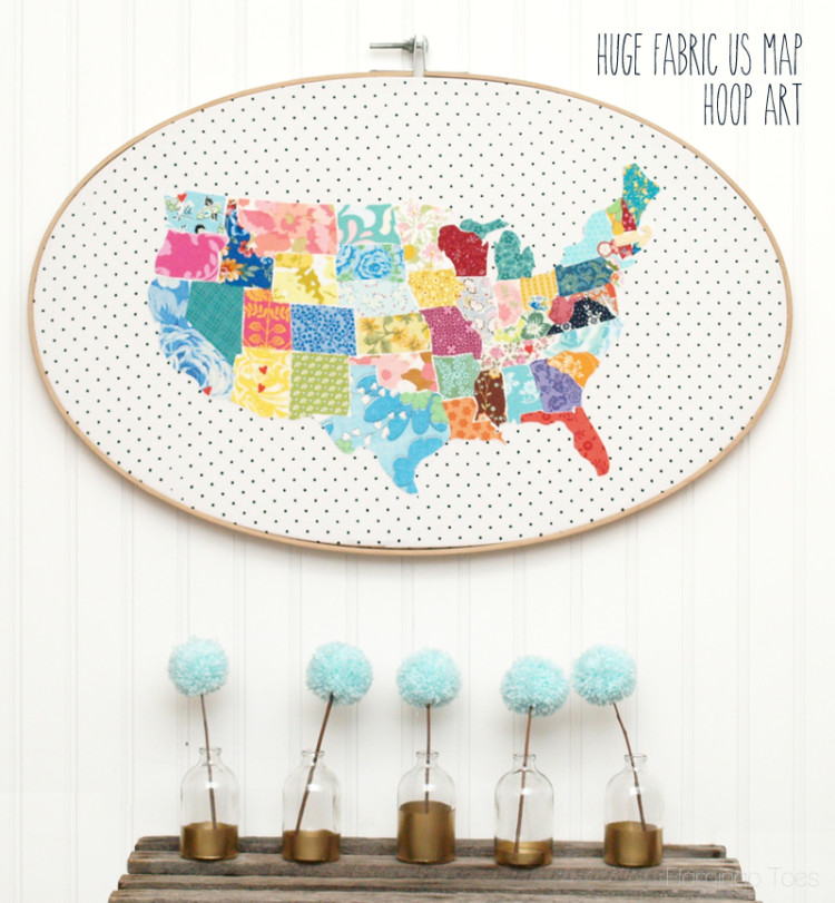 Huge-Fabric-US-Map-Hoop-Art-750x811