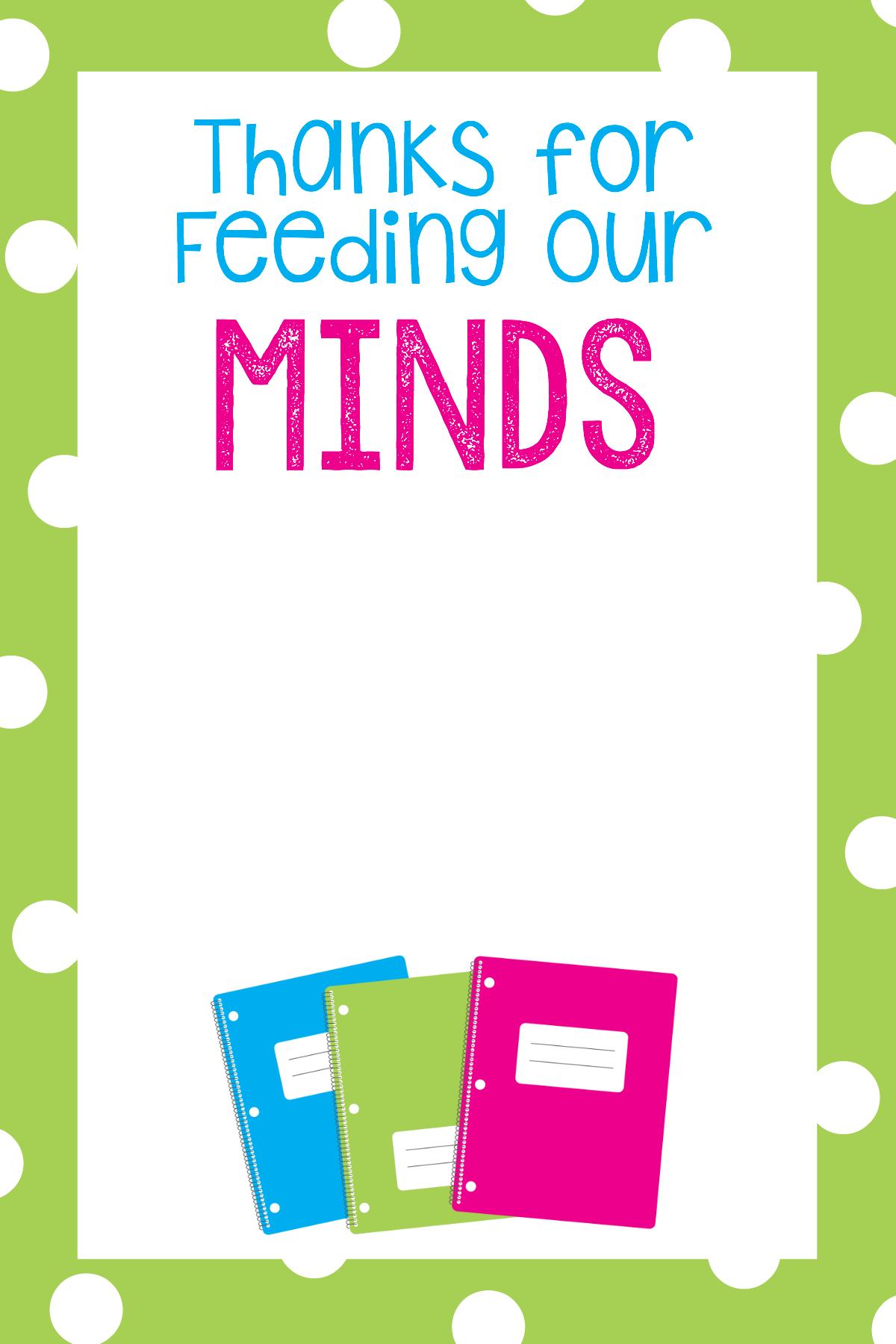 teacher appreciation gift card holders skip to my lou