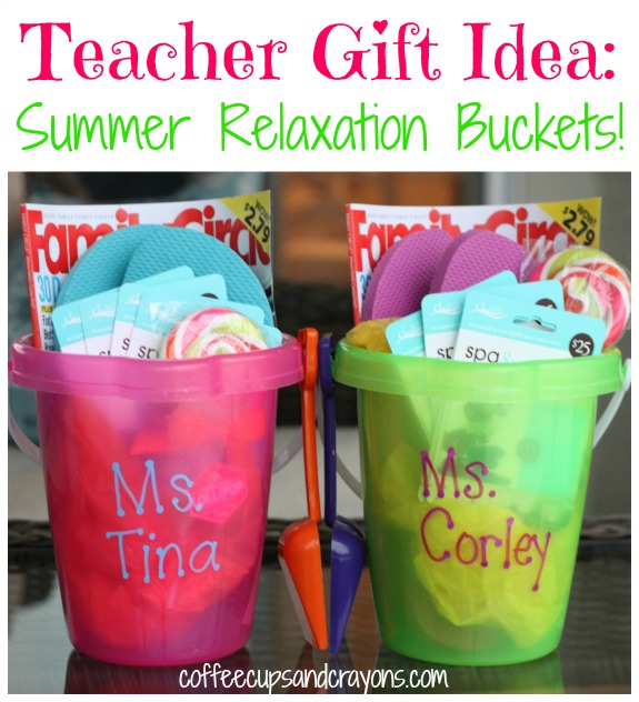 Teacher-Gift-Idea-Summer-Relaxation-Bucket
