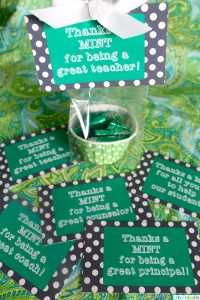 Teacher Appreciation Gifts on TodaysCreativeBlog,net