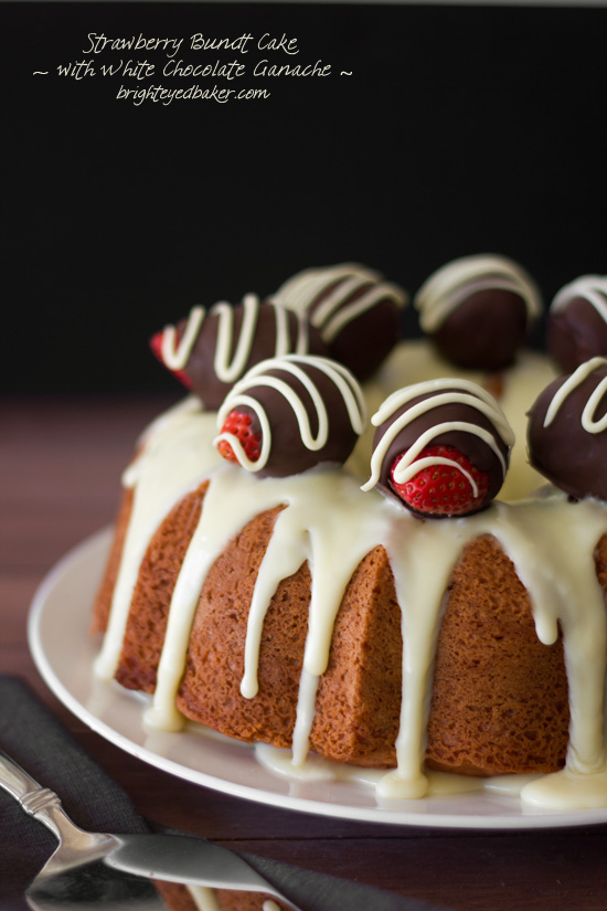 Kahlua Mini Bundt Cakes