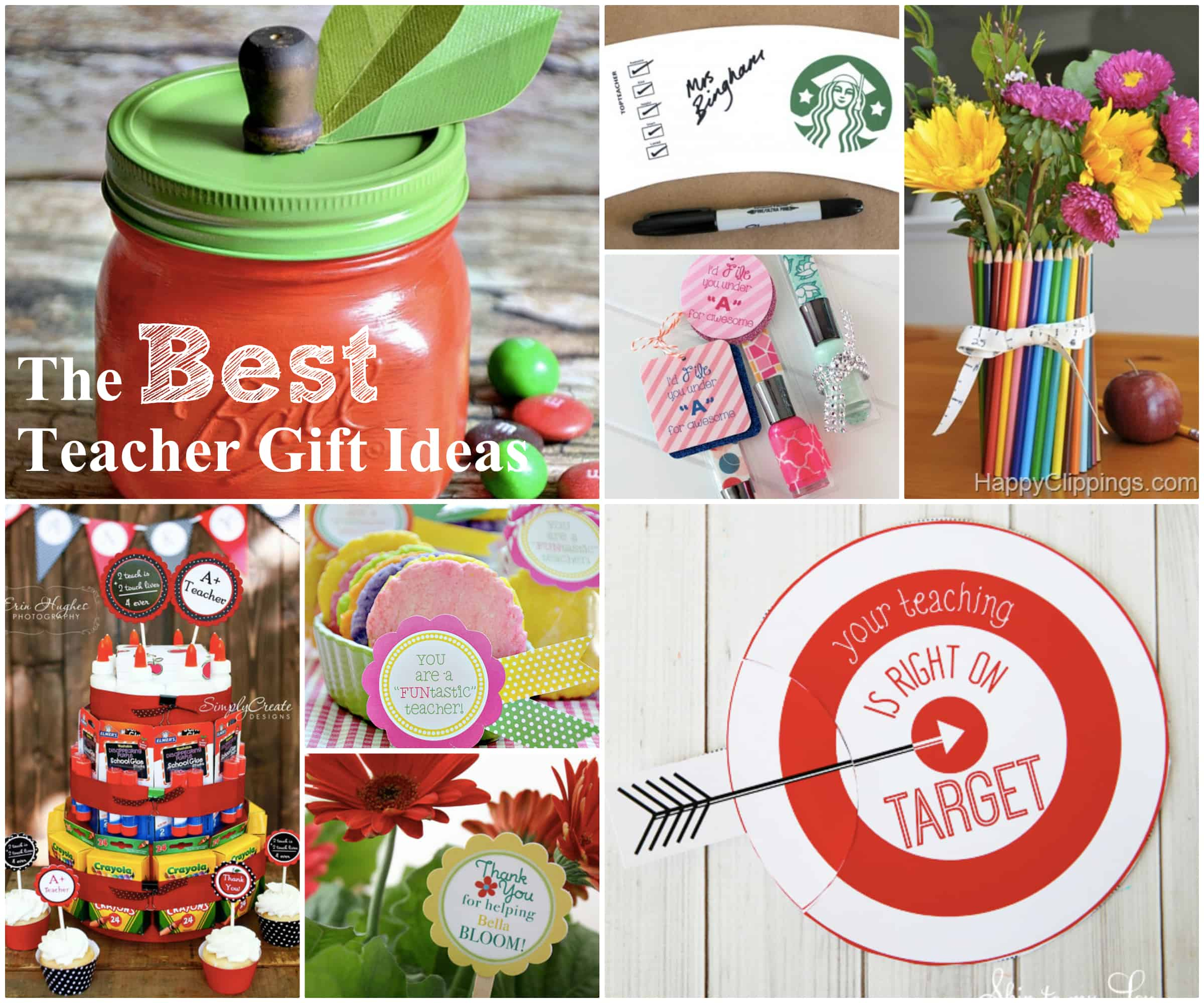 15 of the Best Teacher Gift Ideas | Skip To My Lou