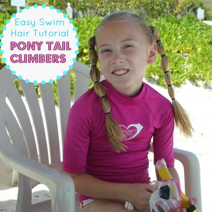 easy pony tail climbers