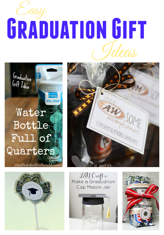 easy graduation gift ideas