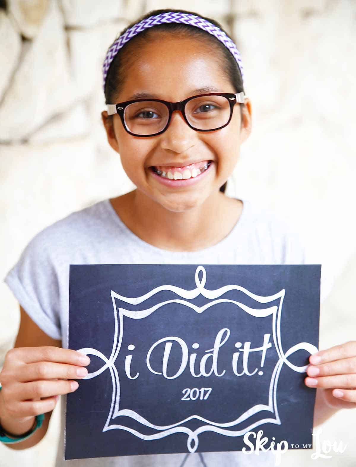 Free Printable Last Day of School Sign