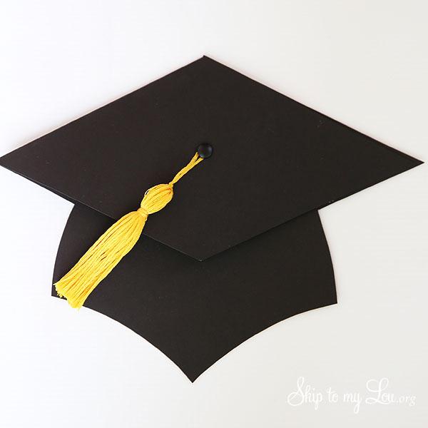 graduation cap gift card holder skip to my lou