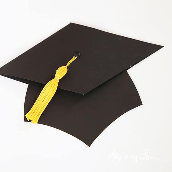 Graduation Card Money Cap and Gown Origami – Satsuma Designs | 600x600