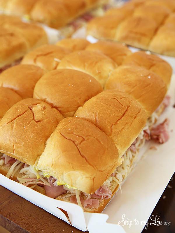 Ham Buns King Hawaiian