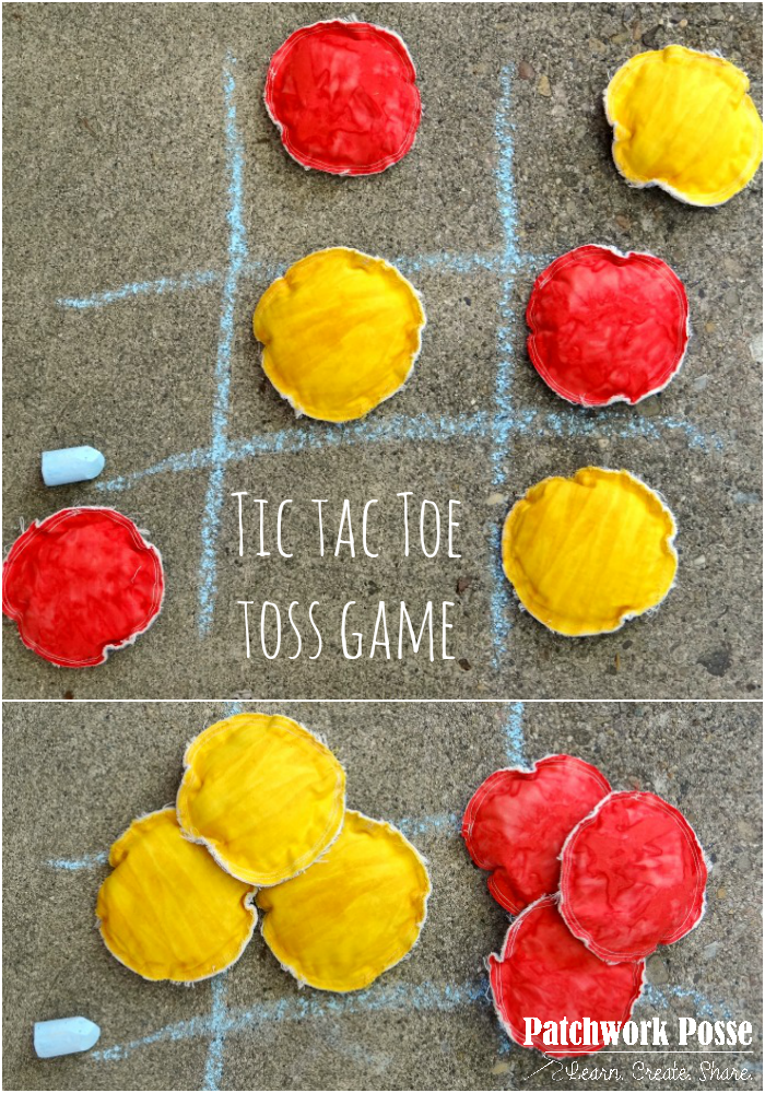 tic tac toe toss game tutorial