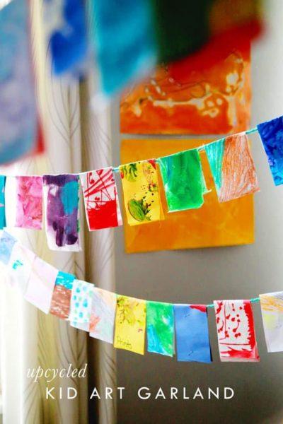 upcycled-kid-art-garland-DIY-craft-skip-to-my-lou.jpg