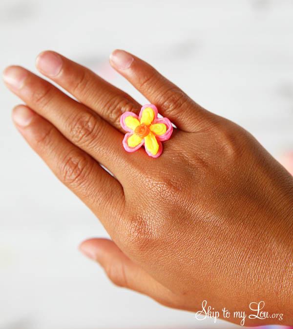 3D Doodler ring