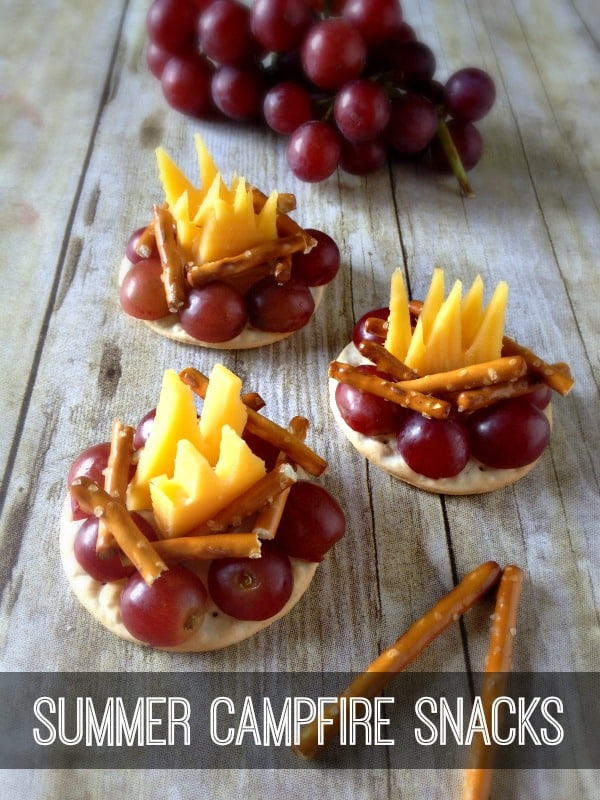 Summer Campfire Snacks By Inspiration For Moms Skip To