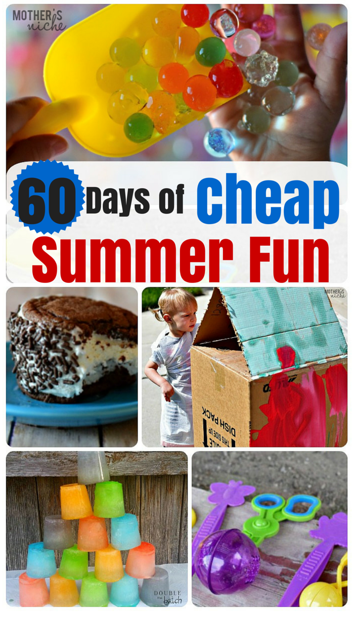Fun ideas for summertime