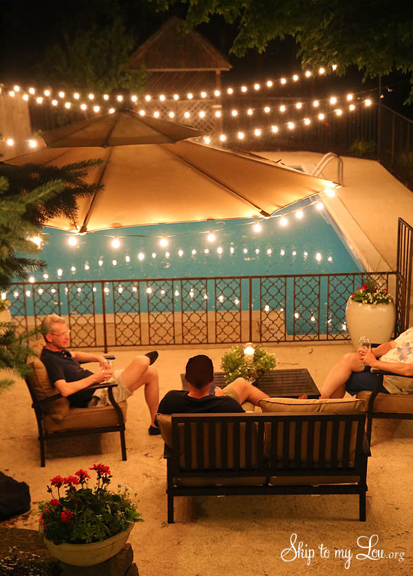 How To Get Your Backyard Party Ready