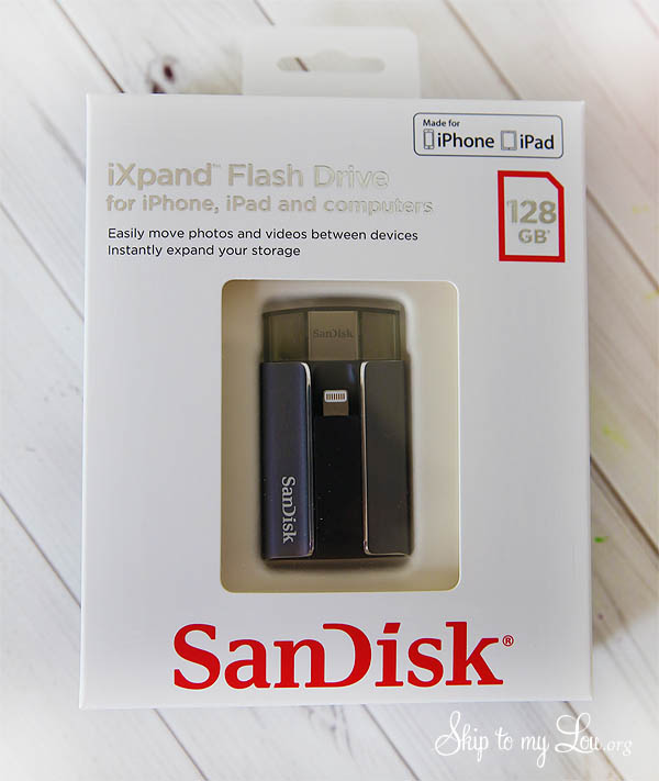 iXpand SanDisk