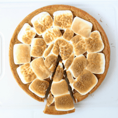 s'mores pizookie