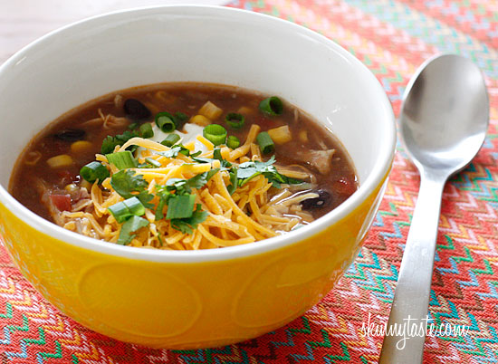 Crock-Pot-Chicken-Enchilada-Soup