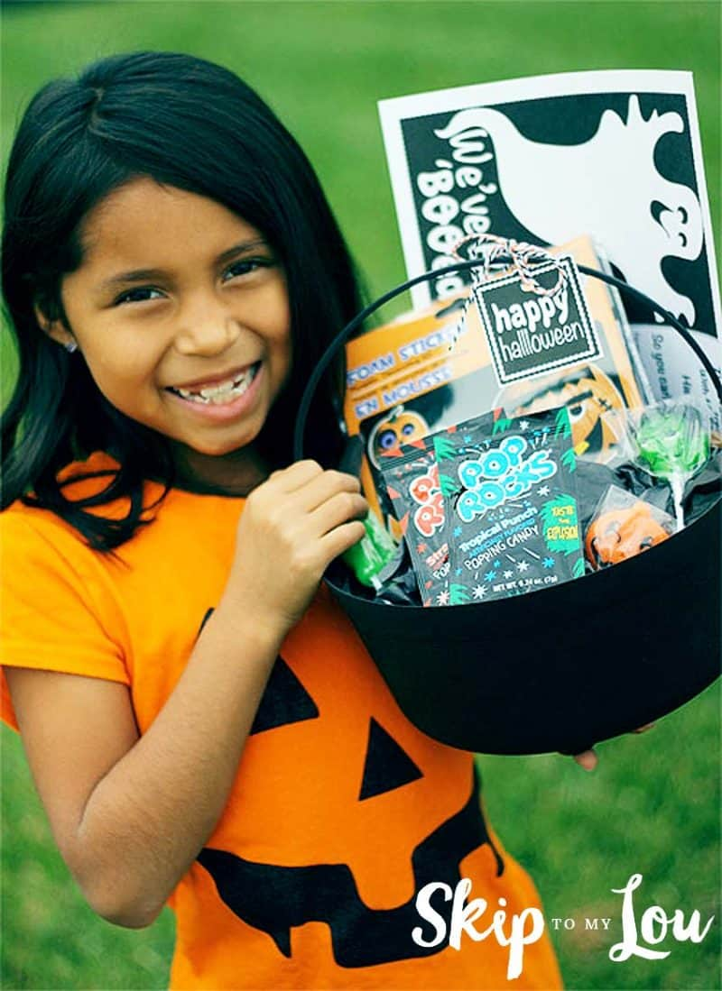 halloween kids activity