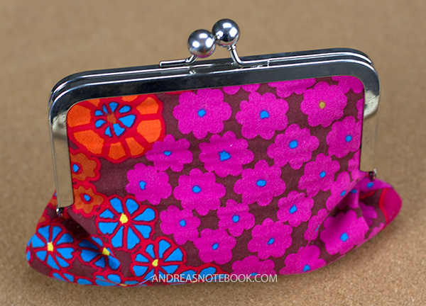 Make your own coin purse