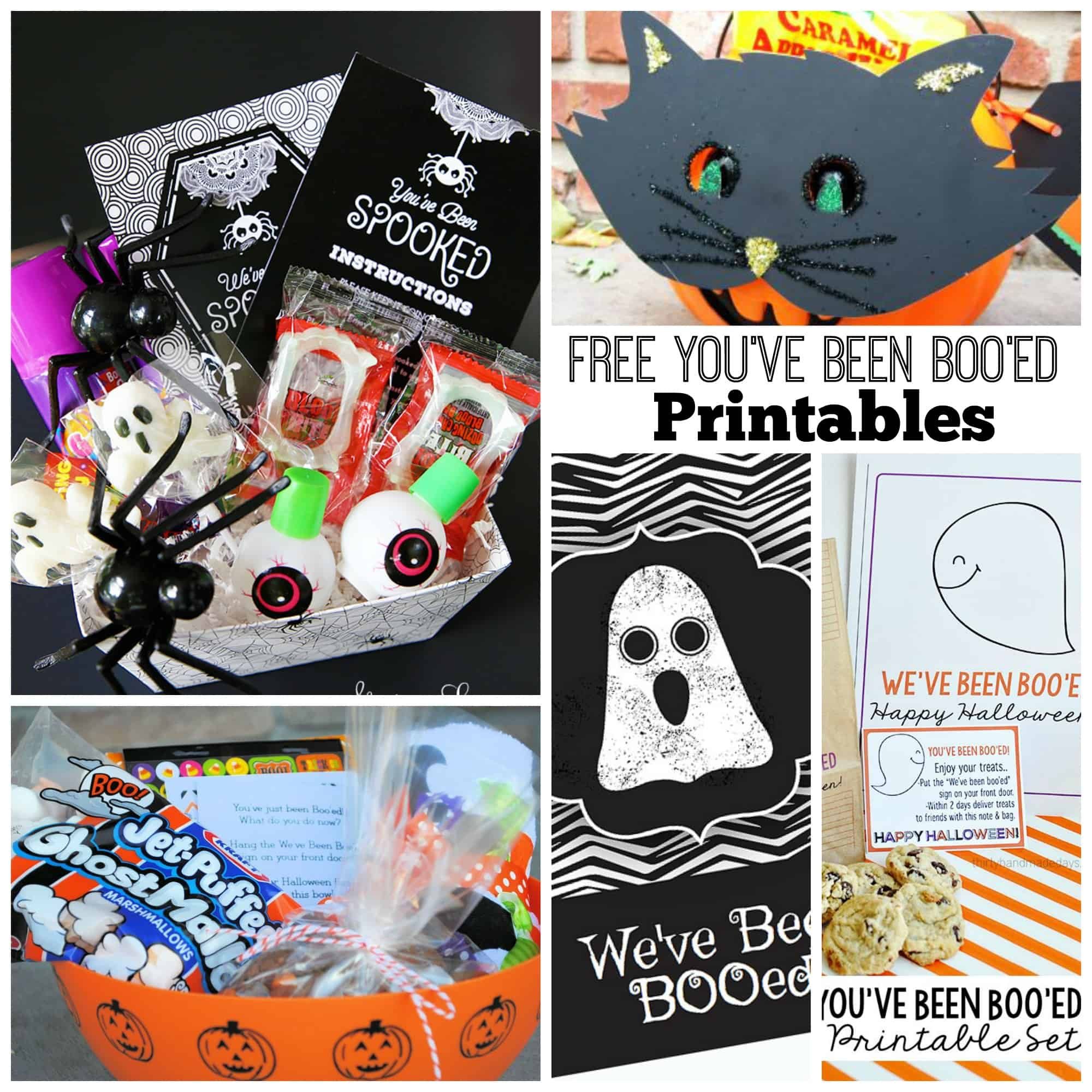 Free You 39 ve Been Boo 39 ed Printables