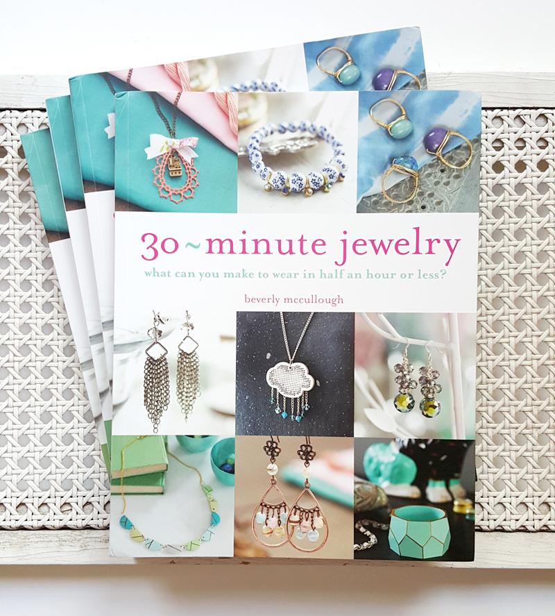 30 Minute Jewelry Book