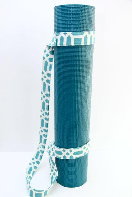 DIY Yoga Mat Sling
