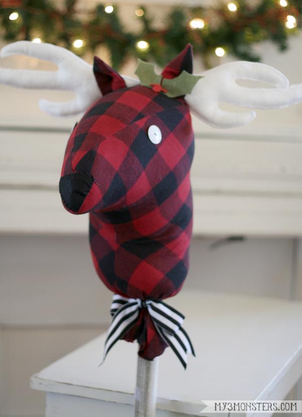 Stick Reindeer 4-600