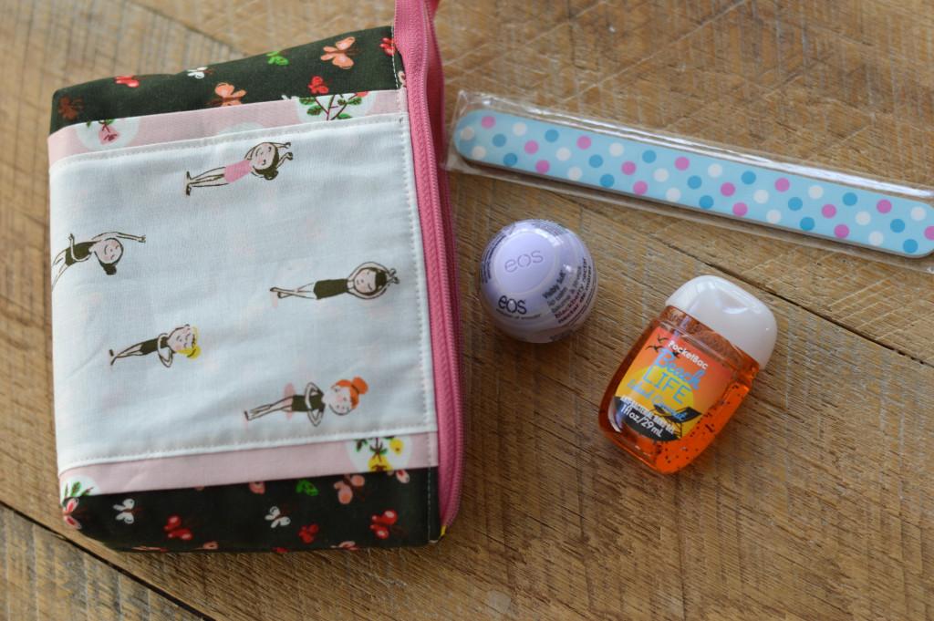 zipper pouch tutorial 9