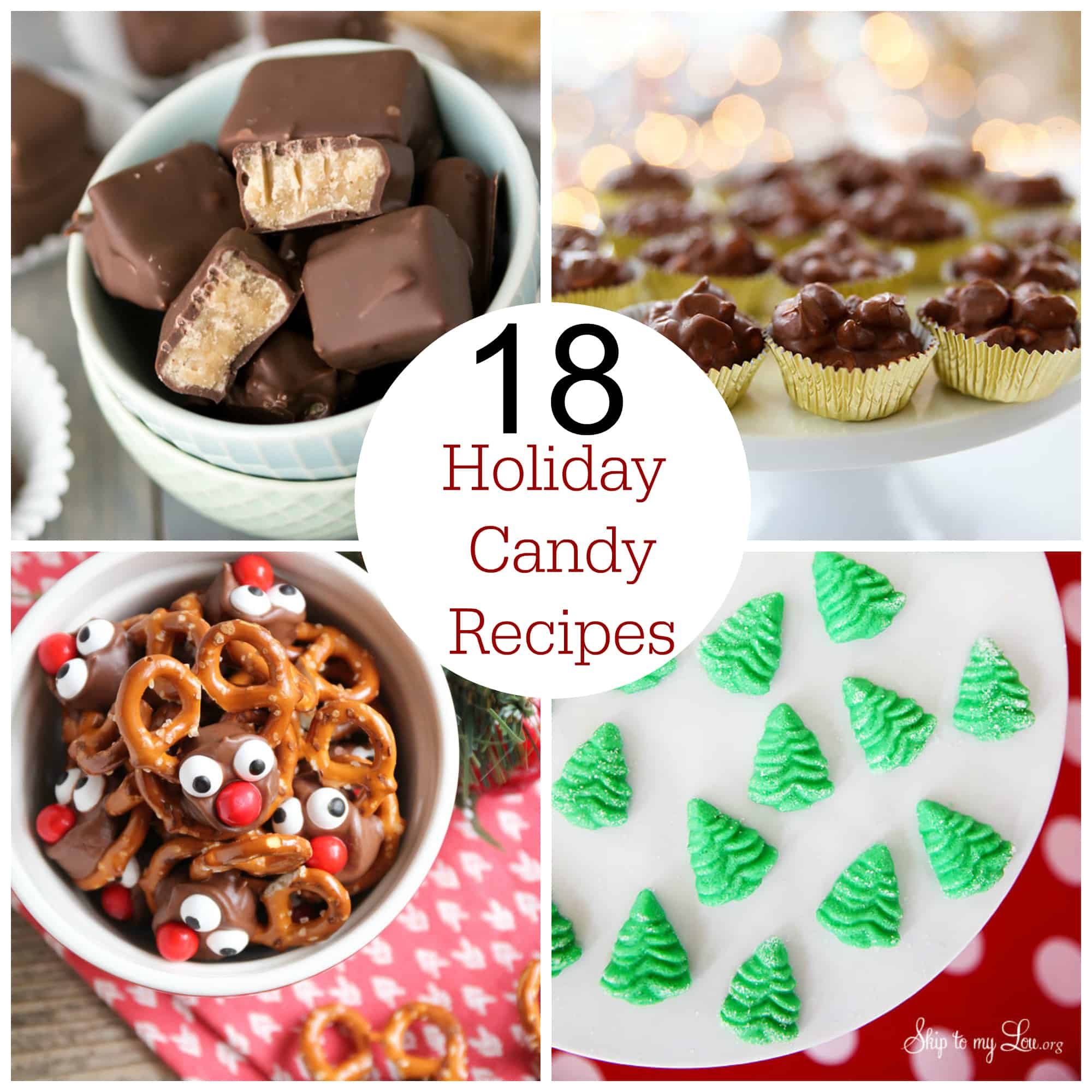 18 holiday candy recipes skip to my lou