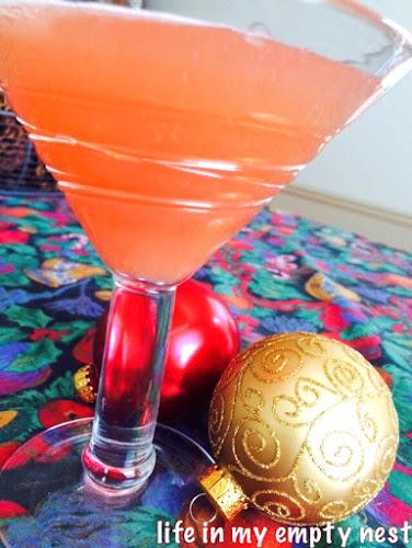 festive holiday drinks