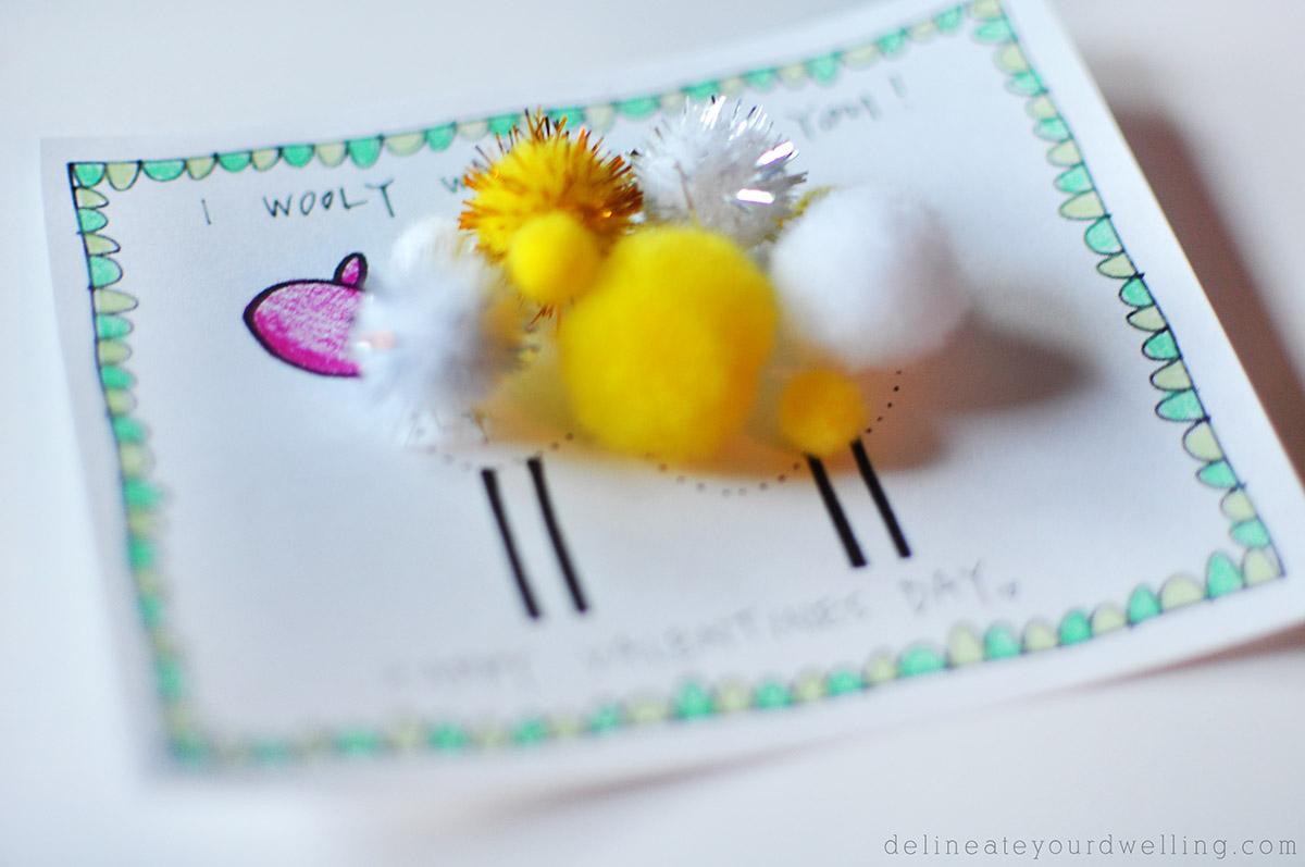 I Wooly Like You Yellow