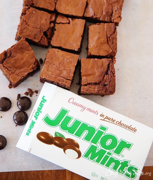 Junior-Mints-Brownies