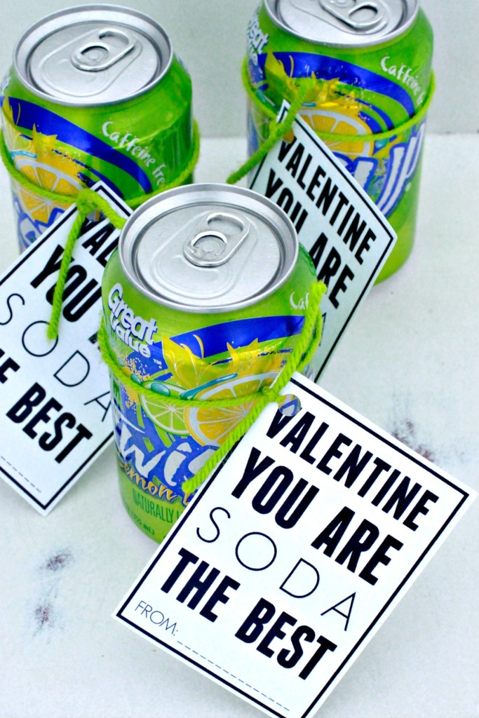 Soda The Best Valentine 3