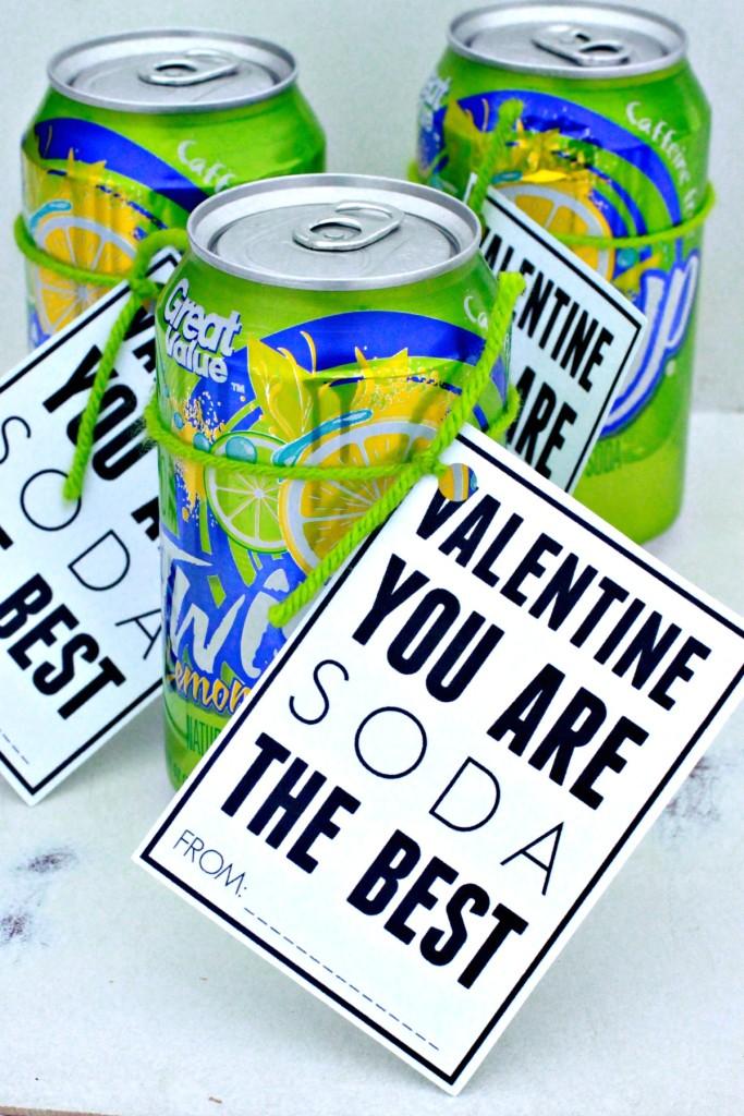 Soda The Best Valentine