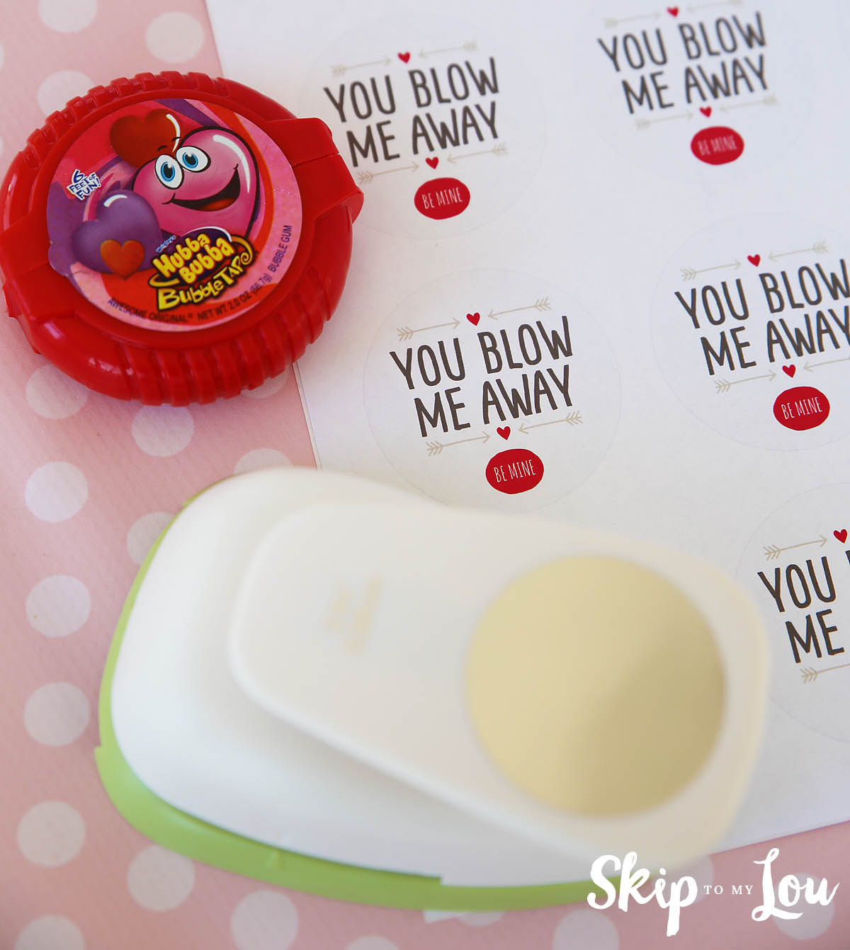 image about You Blow Me Away Valentine Printable titled Yourself Blow Me Absent Printable Valentine Miss Toward My Lou