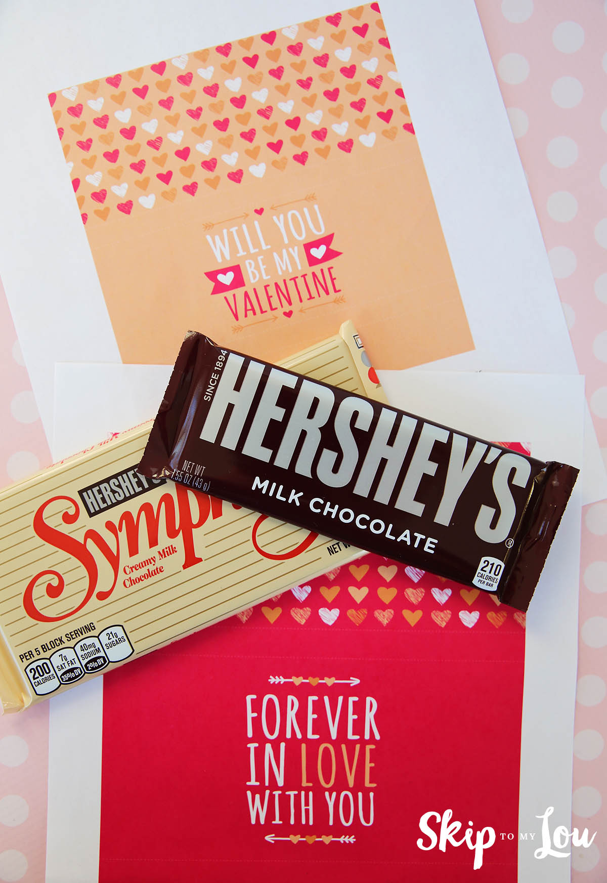 printable candy bar wrapper supplies